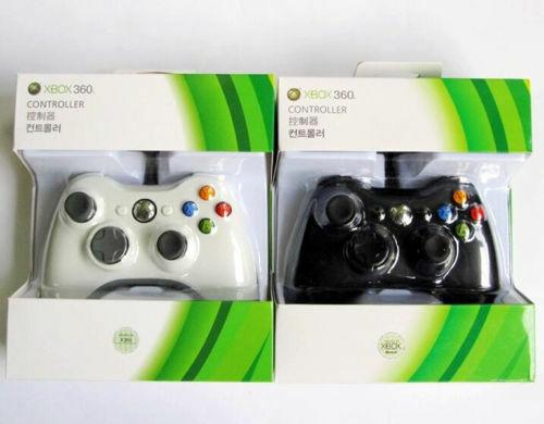 Buy 1x السلكية مايكروسوفت إكس بوكس 360 وحدة تحكم لعبة ضئيلة Online In Oman 401980649061