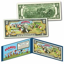 SNOOPY PEANUTS Officially Licensed Genuine 23K GOLD Card 50th ANNIVERSARY