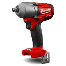 Milwaukee M12FIR12-0 4933459800 M12 1//2in Fuel Sub Compact Ratchet Bare Unit