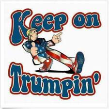 """My dog is a democrat 8.8/"""" x 3/"""" exterior Decal Bumper Sticker Trump 2020 MAGA"""