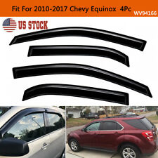 Fits 16-20 Honda Civic Sedan Mug Style Acrylic Window Visors 4Pc Set