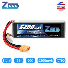 ArrowRC 3S 11.1V 3000mAh 30C Lipo Battery Pack w EC3 Plug