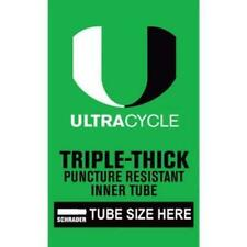 "Ultracycle Bicycle Replacement Cromoly Mountain Fork 26/"" Threadless Black Bike"