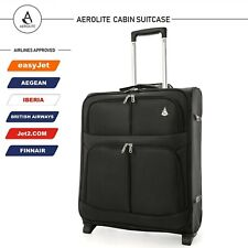 Expands to 20x32x10 XXL 105 litres Cabin Max Brno Expandable Cabin Bag to XL Check In case 20x15x10