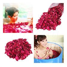 100Pcs Rose Petal Artificial Flower Silk Rose Confetti Wedding Party Favor FD8