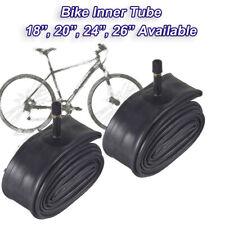 Pair 2 20x2.50 Vee Tire 20 inch Bike Tire Bicycle Inner Tube Schrader Valve