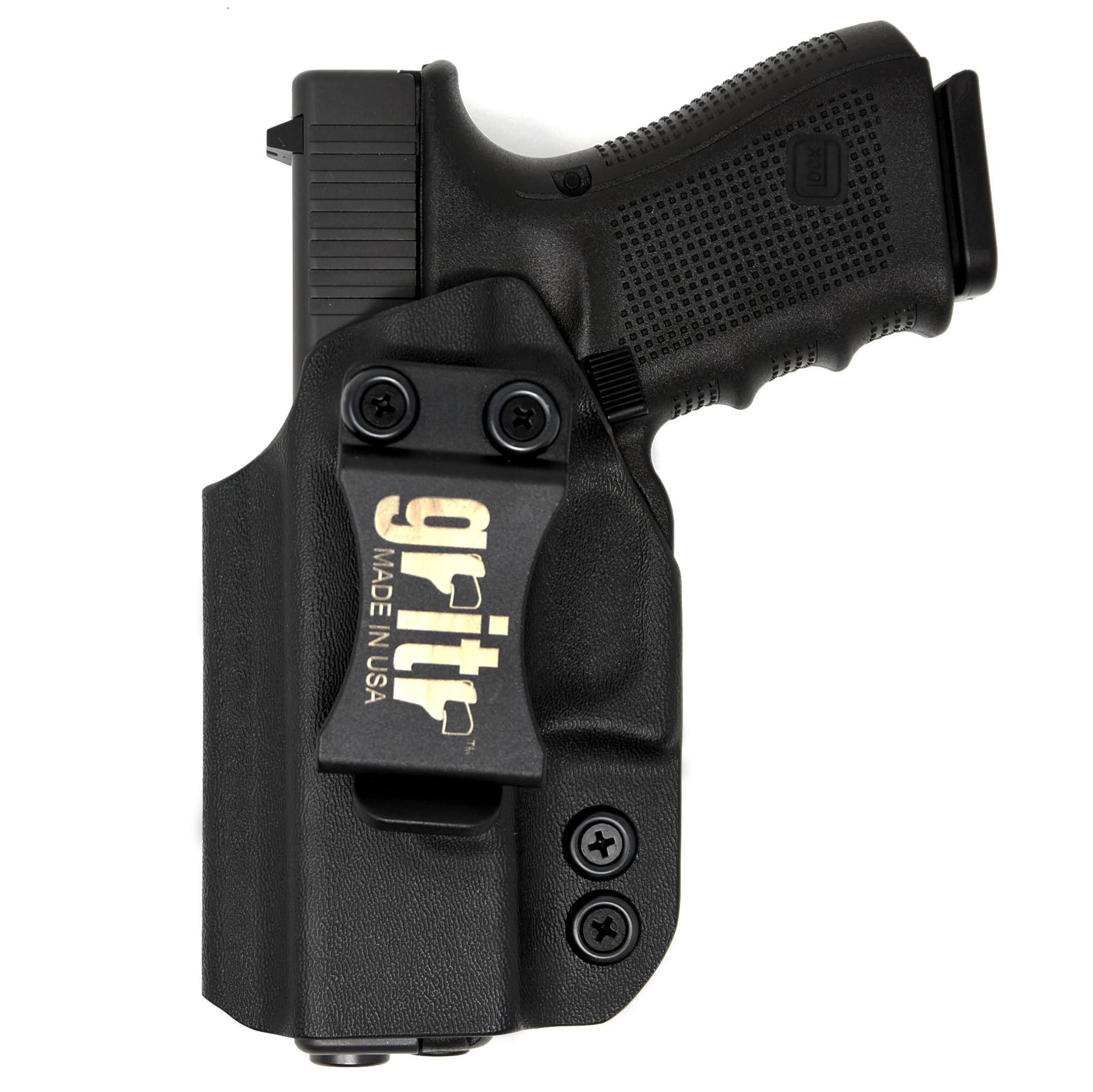 NUOVA RIVISTA Barsony DOPPIA CUSTODIA PER FN GLOCK HK Full Size 9mm 40 45 Pistols
