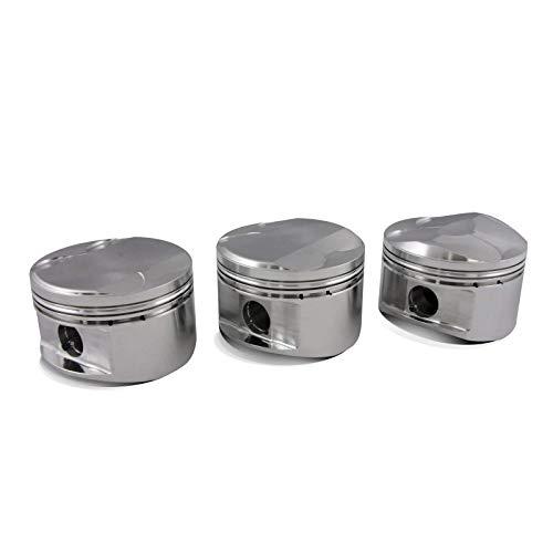 JE Pistons Sport Compact Rings Set-Kit 1.2-1.2-2.5-100.00 JG4904-3937