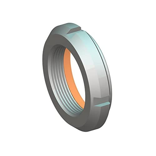 Timken KM15, Whittet-Higgins KMS-15 Stainless Steel Shaft /& Bearing Locknut Standard KM 15 Metric M75 x 2.0 Right-Hand Thread Replaces FAG INA KM15 SKF KM 15 Generic KM15 Not Self-Locking