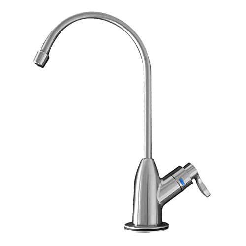 Connoworld Adjustable Kitchen Faucet Basin Sink Anti-Splash Extension Tap Replacement Faucet Water Filters Home Kitchen Tool Blue+Long Long