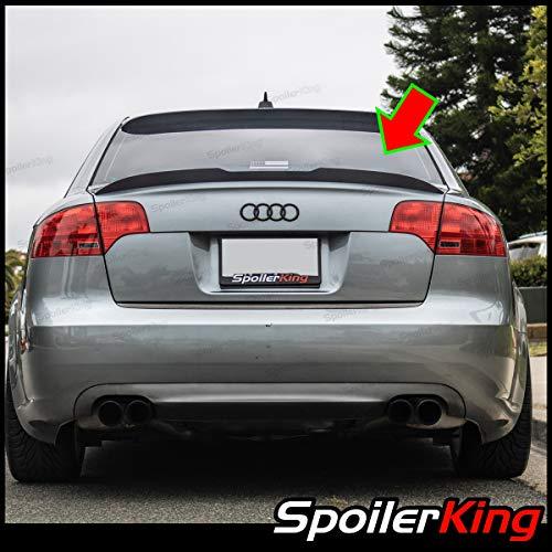 Compatible with Volkswagen Passat CC 2008-2017 414L Spoiler King Trunk Lip Spoiler
