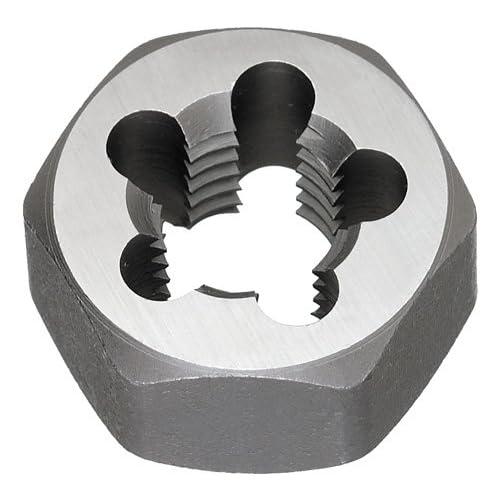 1.25 High-Carbon Steel Metric Hex Die Bosch BHD9M125 9mm