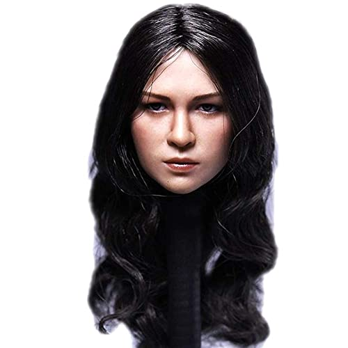 HiPlay 1//6 Scale Female Figure Head Sculpt A TBLeague HP064 Beuty Charming Girl Doll Head for 12 Action Figure Phicen Beuty Charming Girl Doll Head for 12 Action Figure Phicen