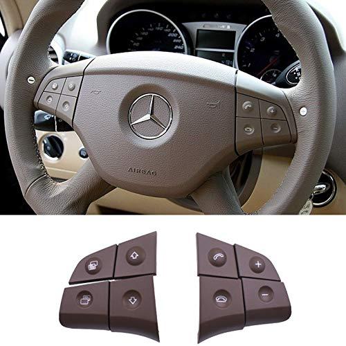 Power Window Switch Driver Side Power Window Master Control Switch Fits 2007-2009 Mercedes-Benz GL320 2010-2012 GL350 2007-2012 GL450 2012-2012 GL550 2008-2012 GL550 2007-2009 R320 2006-2012 R350