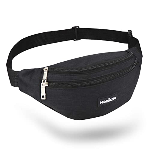 Water Resistant Pack for Men/&Women GothicBride Waist Pack Bag with Rain Cover Running Walking Traveling Casual Hiking Cycling Hip Bum Bag with Adjustable Strap for Outdoors/&Sports