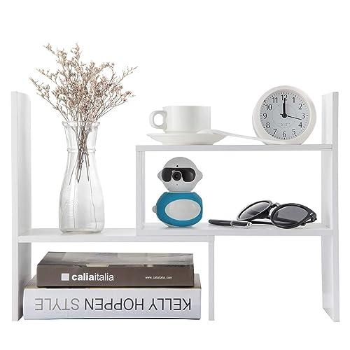 Office Elephant OE05-DHCCW Deluxe Desk high Cupboard with one Adjustable Shelf in Walnut