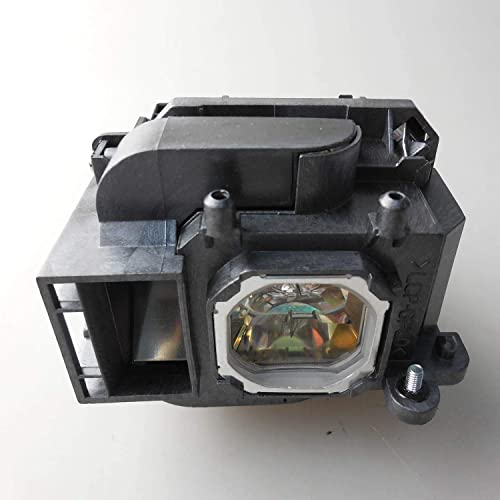 CTLAMP A Quality NP24LP Replacement Lamp NP24LP Compatible Bulb with Housing Compatible with NEC NP-PE401H Projectors