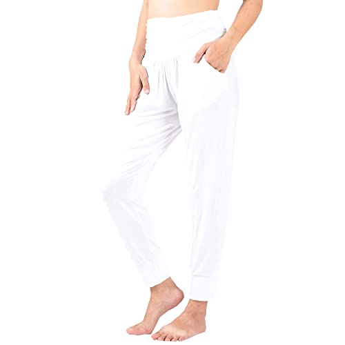 Zexxxy Womens Active Sweatpants Yoga Workout Joggers Running Pants with Pockets