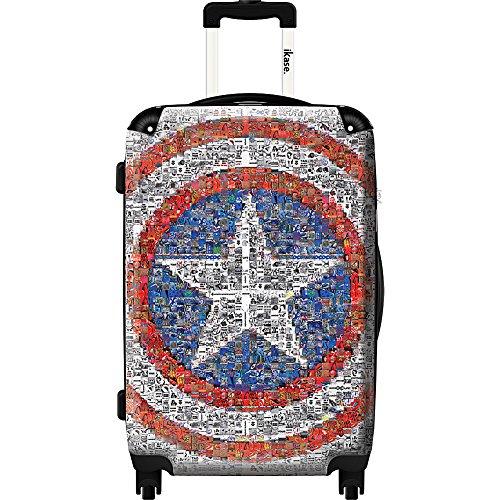 Ikase Hardside Spinner Luggage Henry and pipi