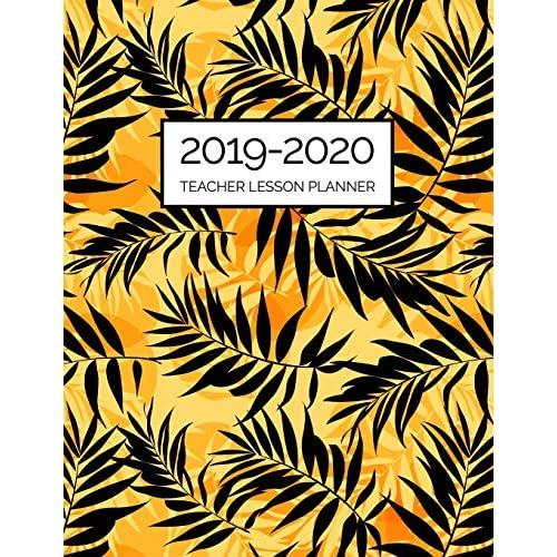 Teacher Lesson Planner Weekly And Monthly Calendar Agenda With Inspirational Quotes Academic Year August July Yellow Tropical Palm Leaves 2019 2020 Paperback June 26 2019 Buy Products Online With Ubuy Oman In Affordable Prices 1076199151 Which of the following adaptations would you least. oman