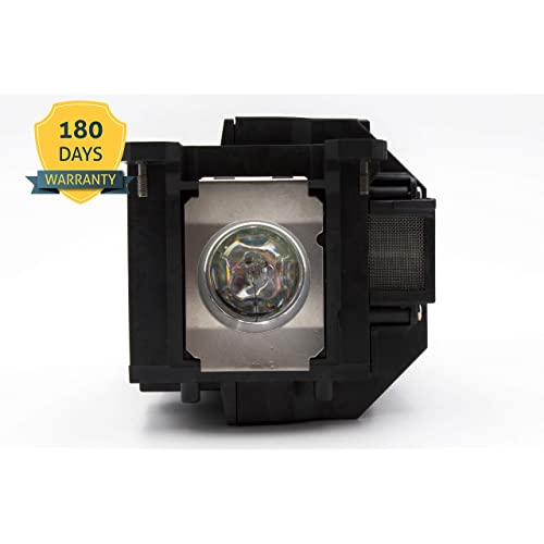 for L1695A Compatible Projector lamp with housing Fit for HP vp6310,vp6310b,vp6310c,vp6311,vp6315,vp6320,vp6320b,vp6320c,vp6321,vp6325 Projectors by Mogobe