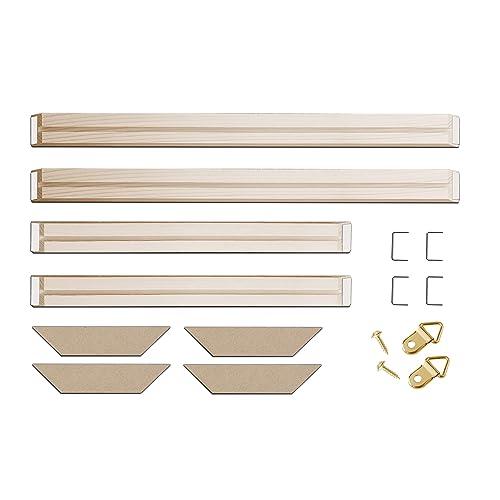 Masterpiece Lightweight Stretcher Bar 12 inch length Pack of 12 Strips