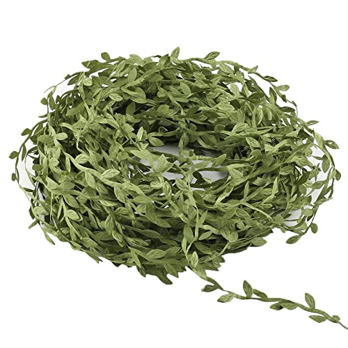 Style A Fake Ivy Artificial Ivy Leaves Greenery Garlands Hanging for Wedding Party Garden Wall Decoration KUPOO Ivy Garland 12 Strands Total 80 Feet
