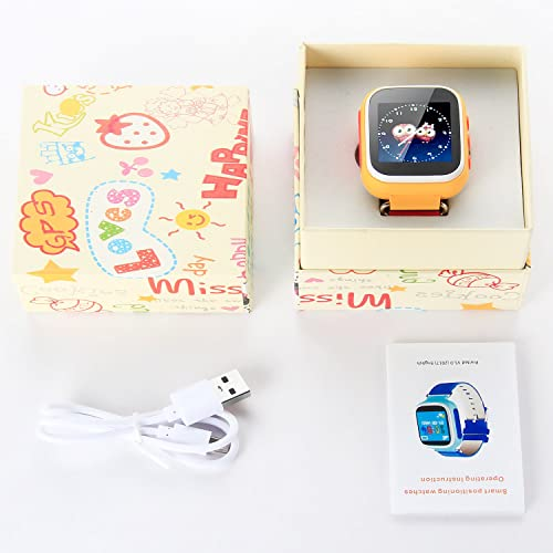 Buy Kids Smart Watch GPS Tracker for iPhone iSO and Android