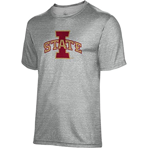 Cardinal T-Shirt Sm-5X Anti-Hawkeyes Dont be a D!ck Smack Apparel Iowa State Football Fans