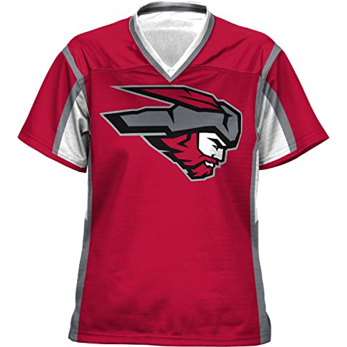 Grunge School Spirit Sweatshirt ProSphere Colorado State University Pueblo Girls Pullover Hoodie