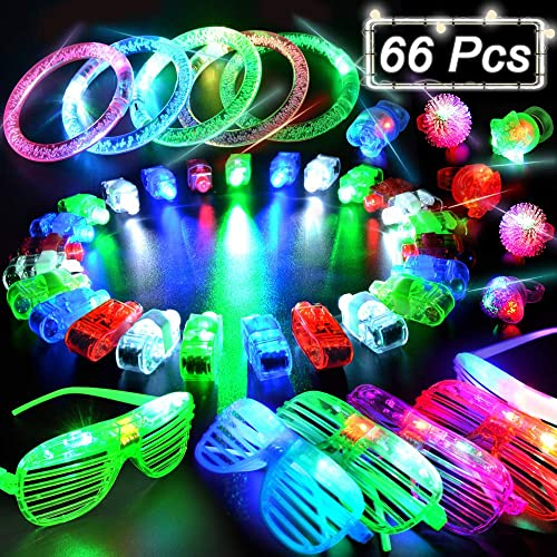 50 White LED Light Up Flashing Bubble Bracelet Bangle Party Wristband Glow UK