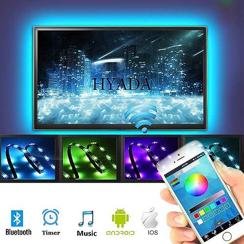 Buy HYADA 5V USB Powered LED Lighting Strip TV Backlight