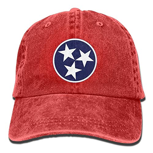 Navy 2 Colors PSF Tennessee Tri-Star Trucker Style Hat//Cap Gray and Navy