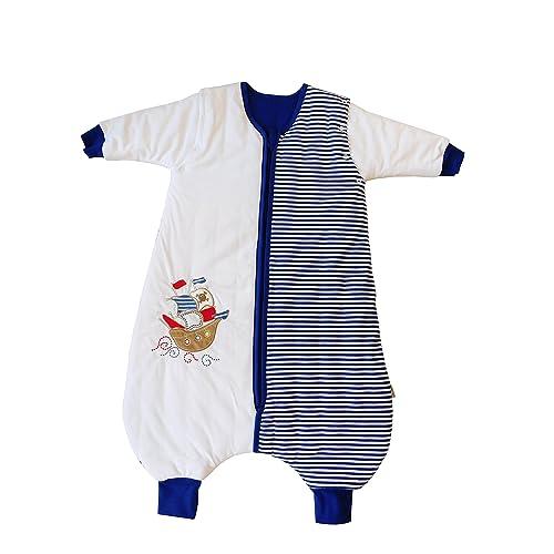 Owl 0-6 Slumbersac Baby Sleeping Bag with Detachable Long Sleeves 2.5 Tog