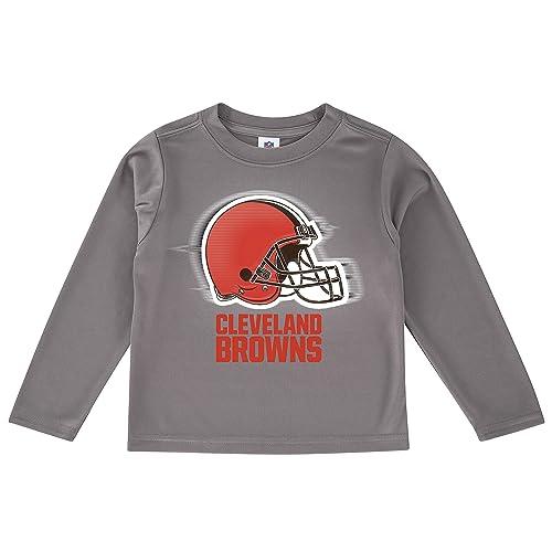 Team Color 3T NFL Seattle Seahawks Boys Short Sleeve Solid Logo Tee Shirt