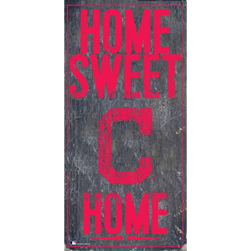 Fan Creations Detroit Tigers6x12 Home Sweet Home Wood Sign