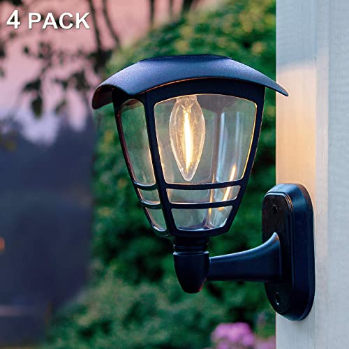 10 Pack Solar Pathway Lights Outdoor LED Solar Garden Decorative Lights Waterproof Landscape Lighting for Yard Sidewalk Driveway Walkway/…