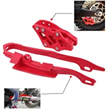HIAORS Chain Guard Sprocket Guide Protector for Coolster 50cc Honda XR50 CRF50 SDG SSR 70cc 110cc 125cc Chinese Made Dirt Pit Bike Parts Blue
