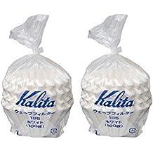 Kalita Wave series glass dripper 185 for 2-4 people Black #05039