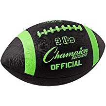 Champion Sports Coated Foam Bullet Football