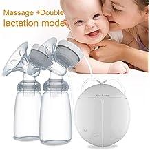OUYAWEI Breastfeeding Manual Nursing Breast Pumps Feeding Milk Bottle Sucking