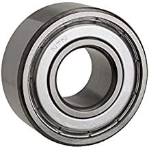 NTN Bearing 63//22C3 Single Row Deep Groove Radial Ball Bearing 56 mm OD Steel Cage Open 22 mm Bore ID C3 Clearance 16 mm Width
