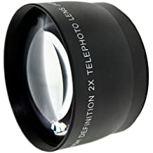 Includes Lens Adapter Tube +4 Macro Lens for Panasonic Lumix DMC-FZ47 iConcepts Close Up