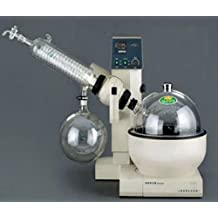 0-100rpm RE-5205 Digital Display Rotary Evaporator Vertical Condenser 1-5L