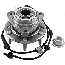Moog 512240 Wheel Bearing Module Rear Right Wheel Hub Bearing Assembly Timken HA592210 Cross Reference SKF BR930434 WJB WA512240