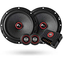 "Bagger DB Drive SPL PRO9K 6.5/"" Pro Audio Dual Component System 500 Watts Speaker"