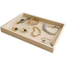High Grade Black Acrylic Earring Display Holder Jewelry Organizer Three Tier 48 Holes Modern Fine Exhibition Stands 48 Holes Black Svea Display