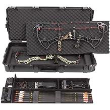 CVPKG Presents Black SKB 3i-5014-DR Double Rifle /& 2 TSA Locking Latches with keys.