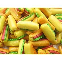 Dollhouse Food Accessories Lot 20 Sausage Roll Bakery Bread Miniature Food 14868