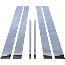 Ferreus Industries Polished Stainless Front Emblem Trim fits 2010-2013 Chevy Camaro OTH-117-03